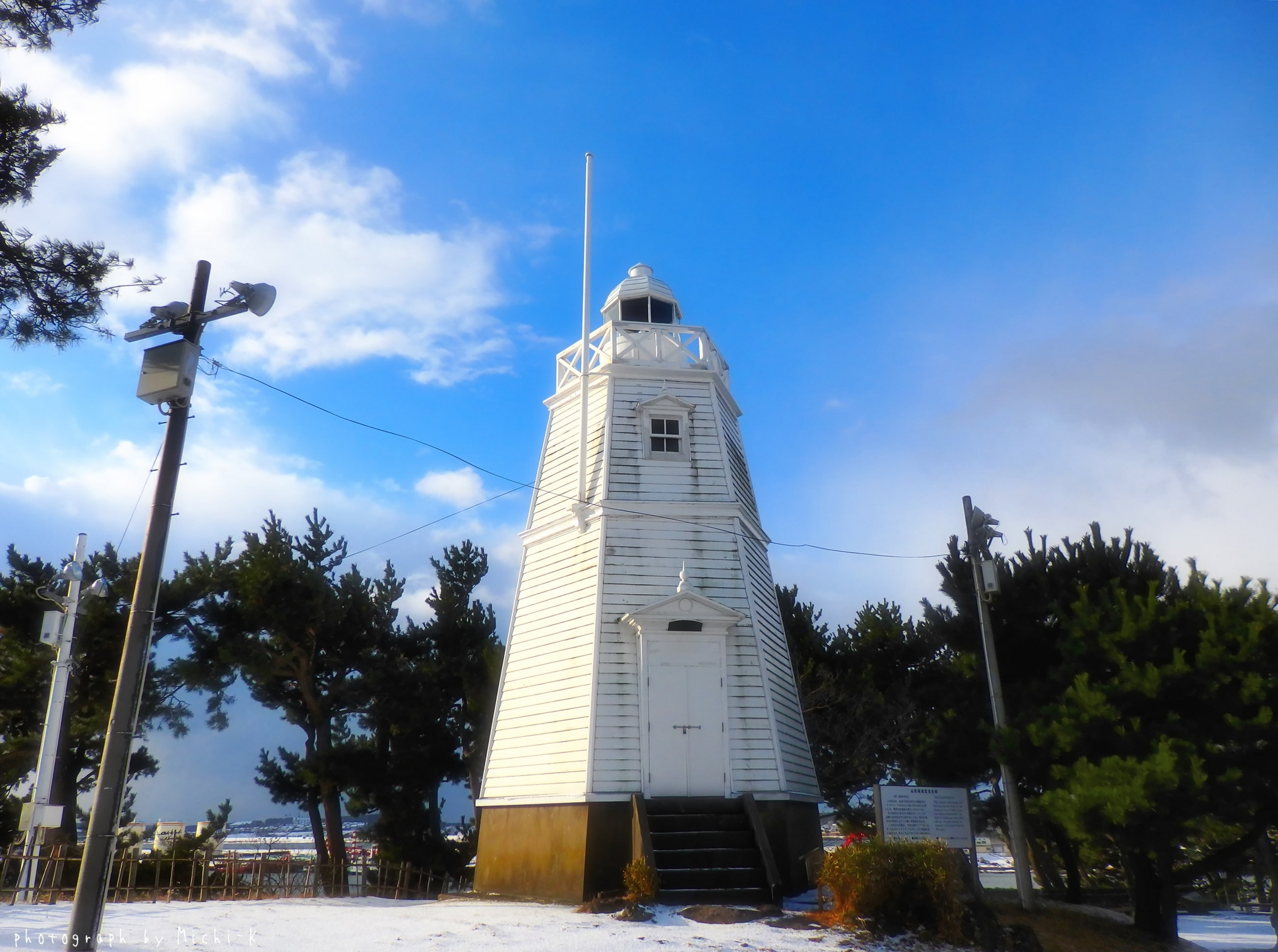 日和山六角灯台-1