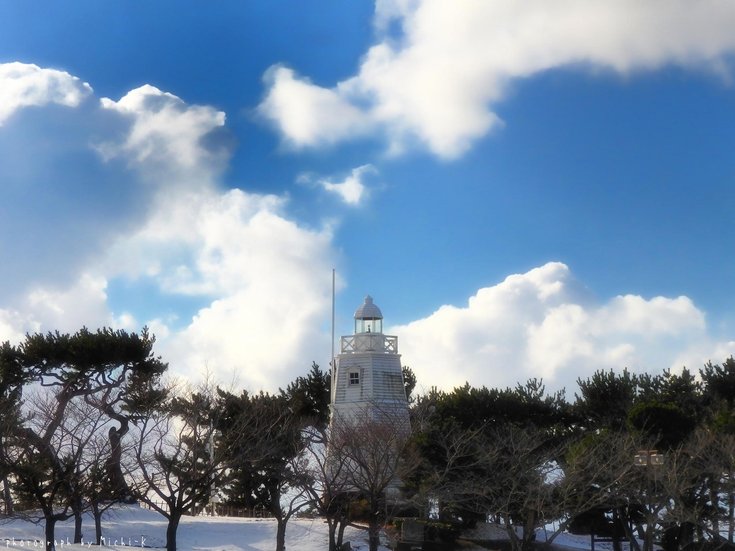 日和山六角灯台-6