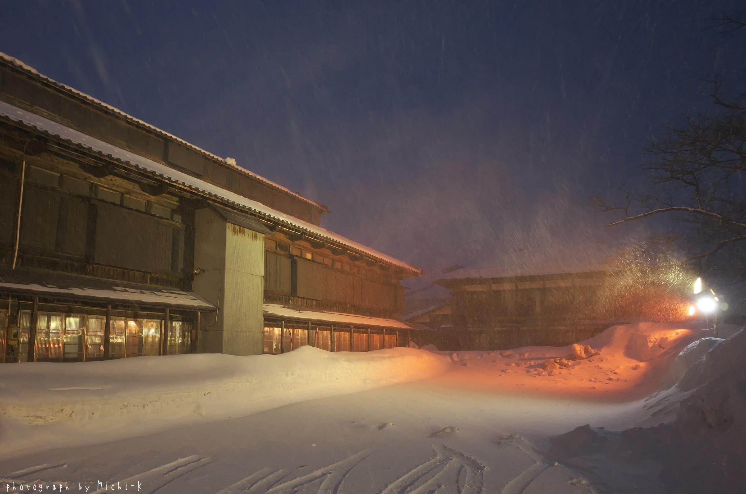 鶴岡市松ヶ丘雪灯篭まつり2018-2-18その4