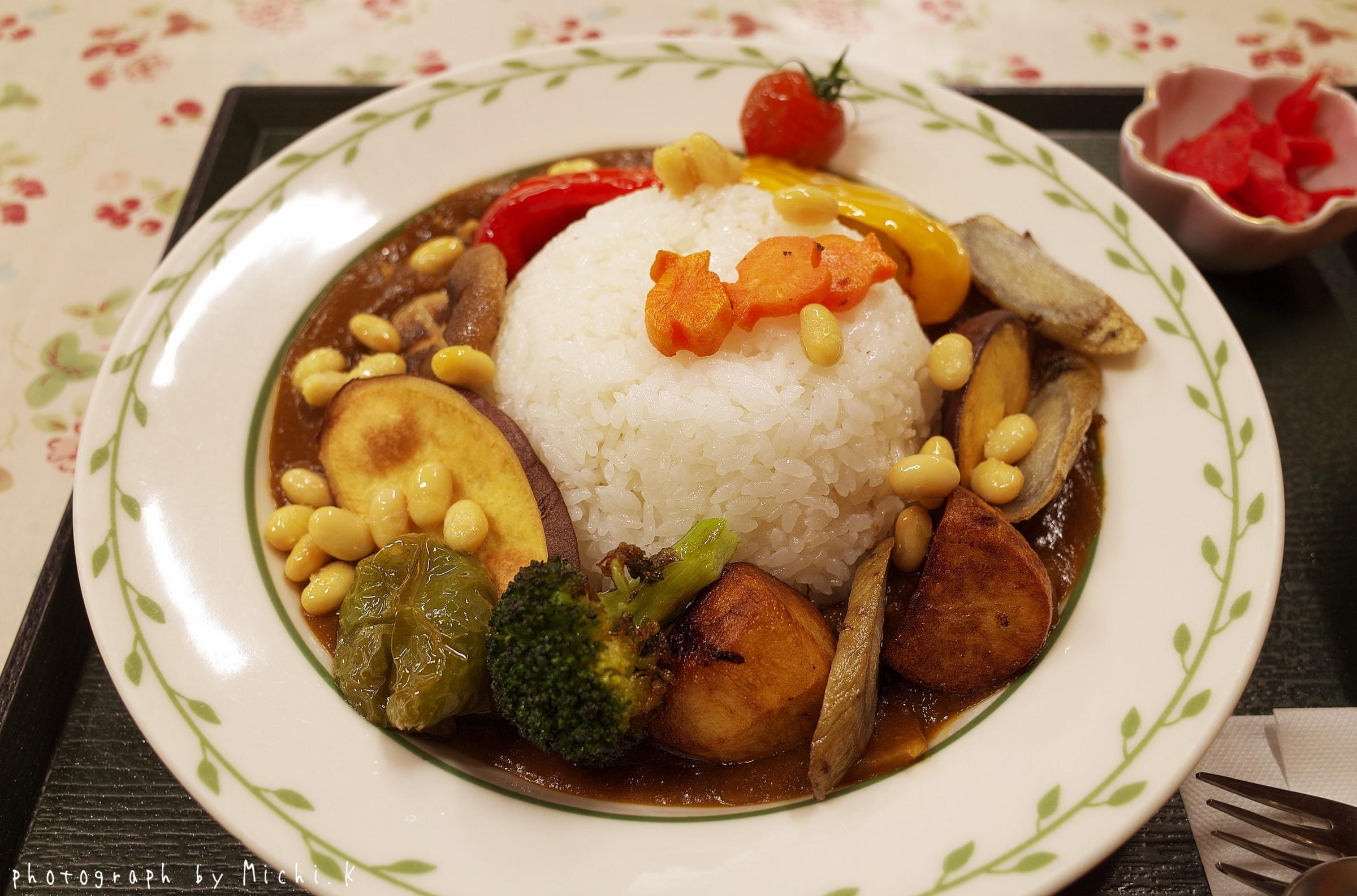 遊佐野菜カレー(その1)