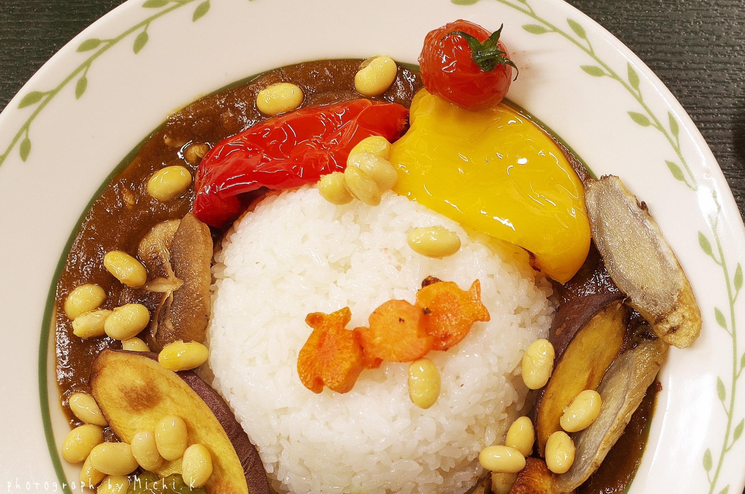 遊佐野菜カレー(その2)