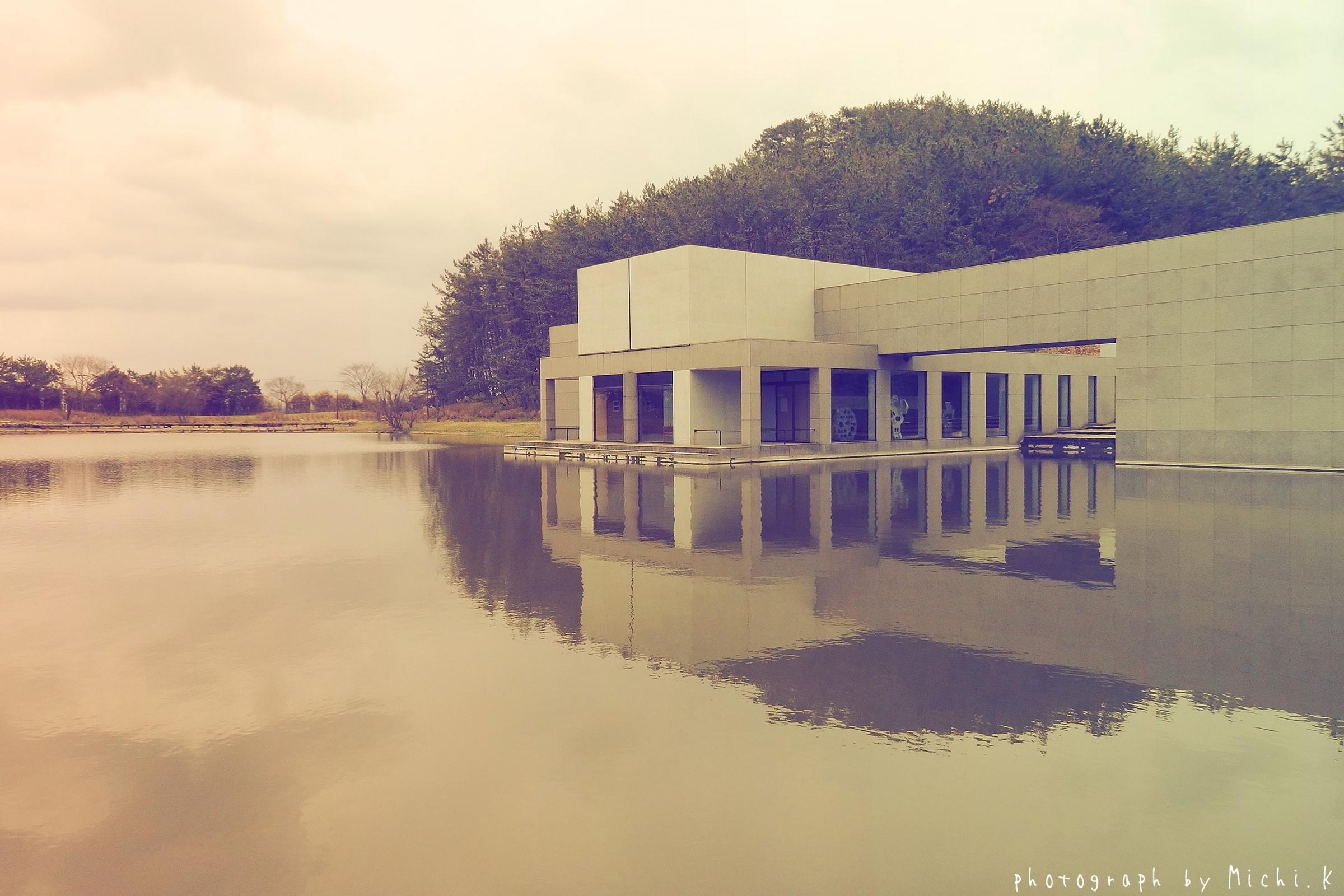 土門拳記念館(その2)