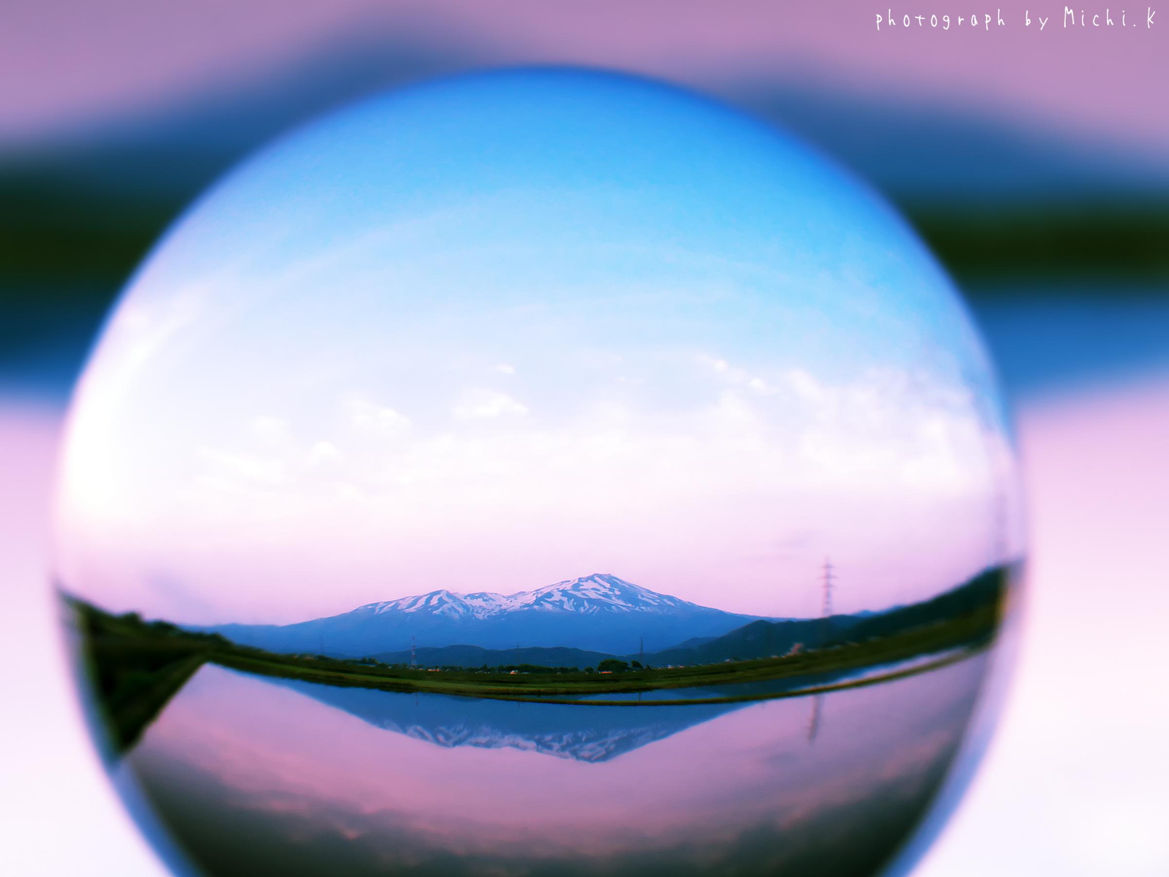 鳥海山~宙玉(そらたま)