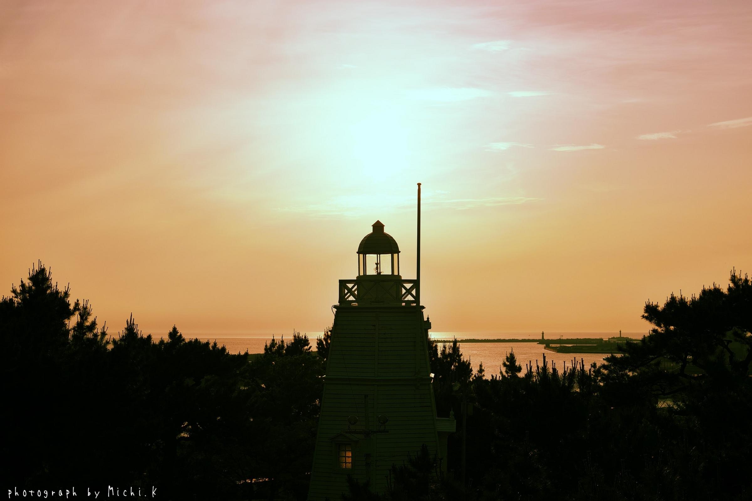 日和山灯台(その1)