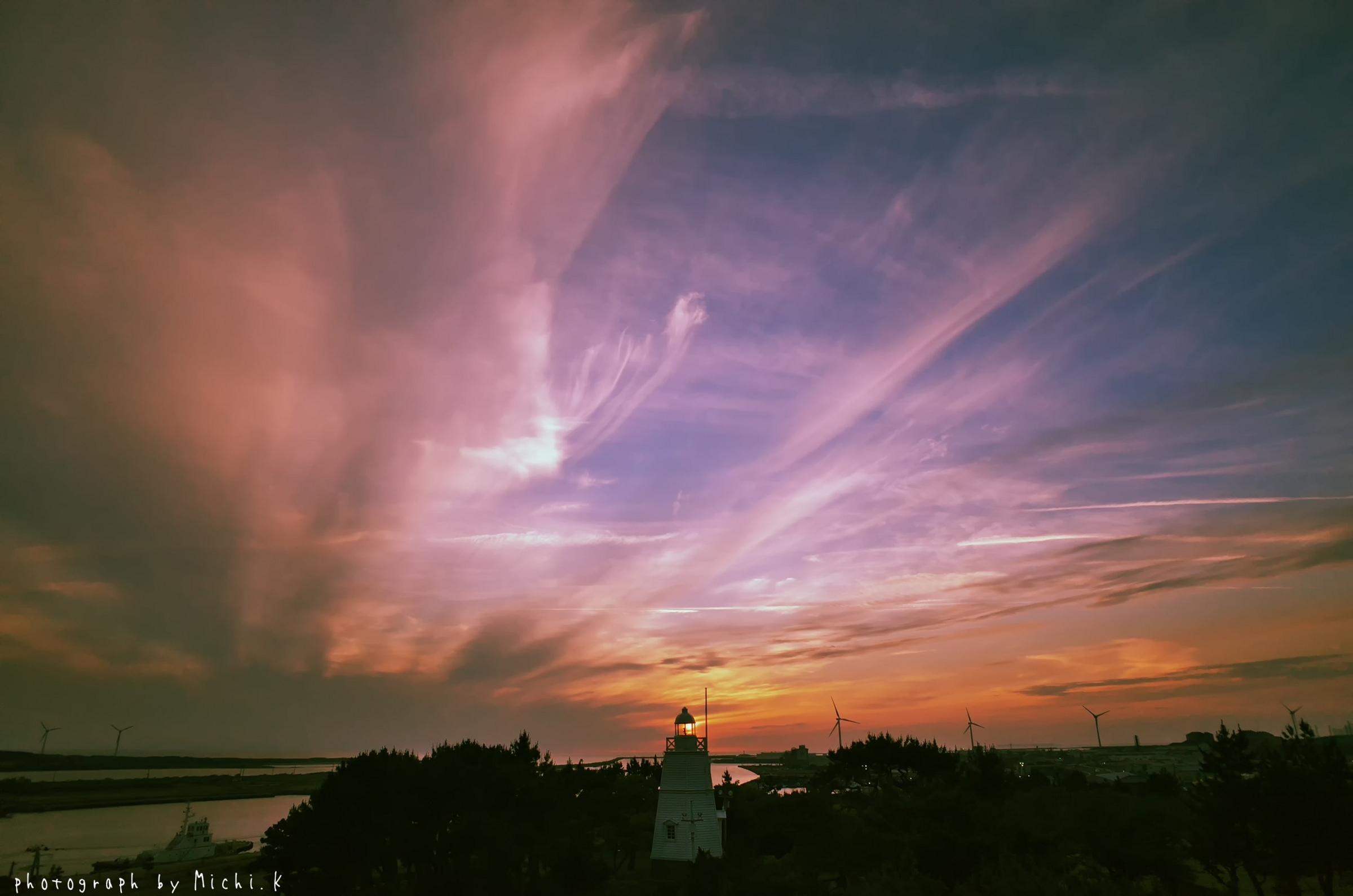 日和山灯台(その2)