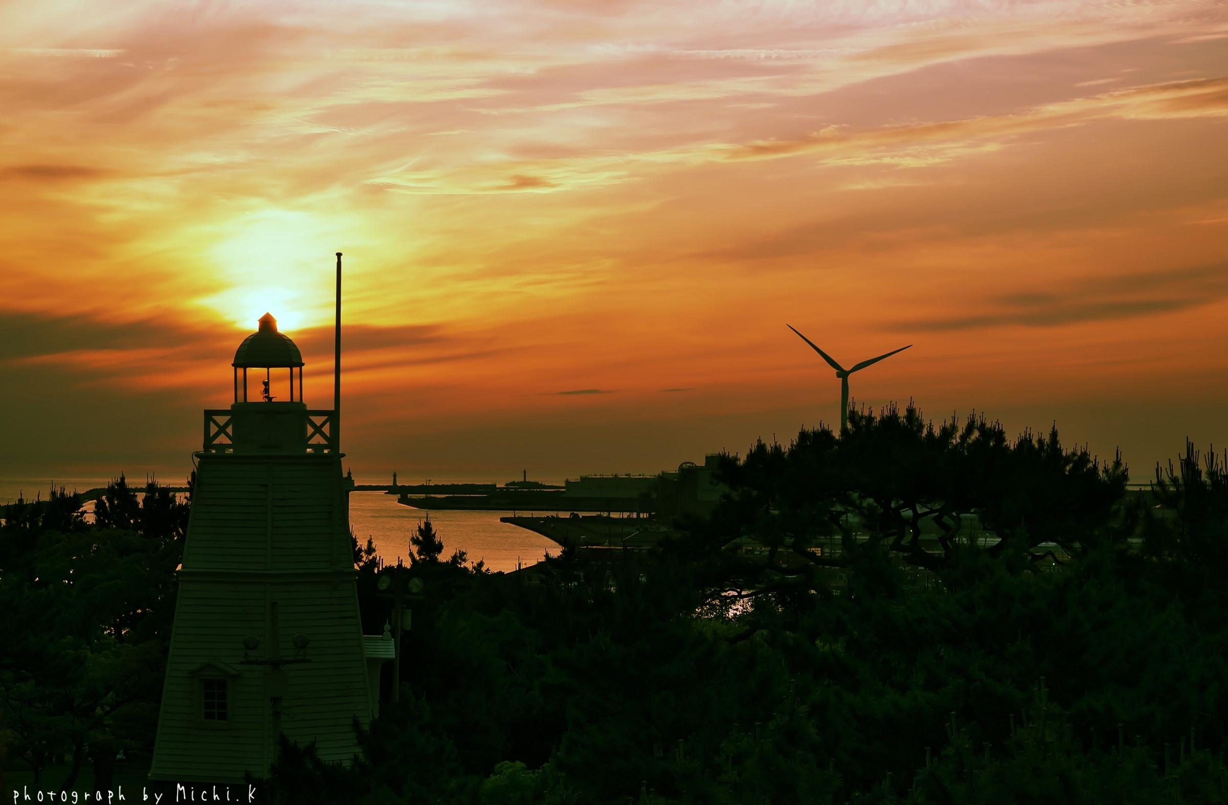 日和山灯台(その4)