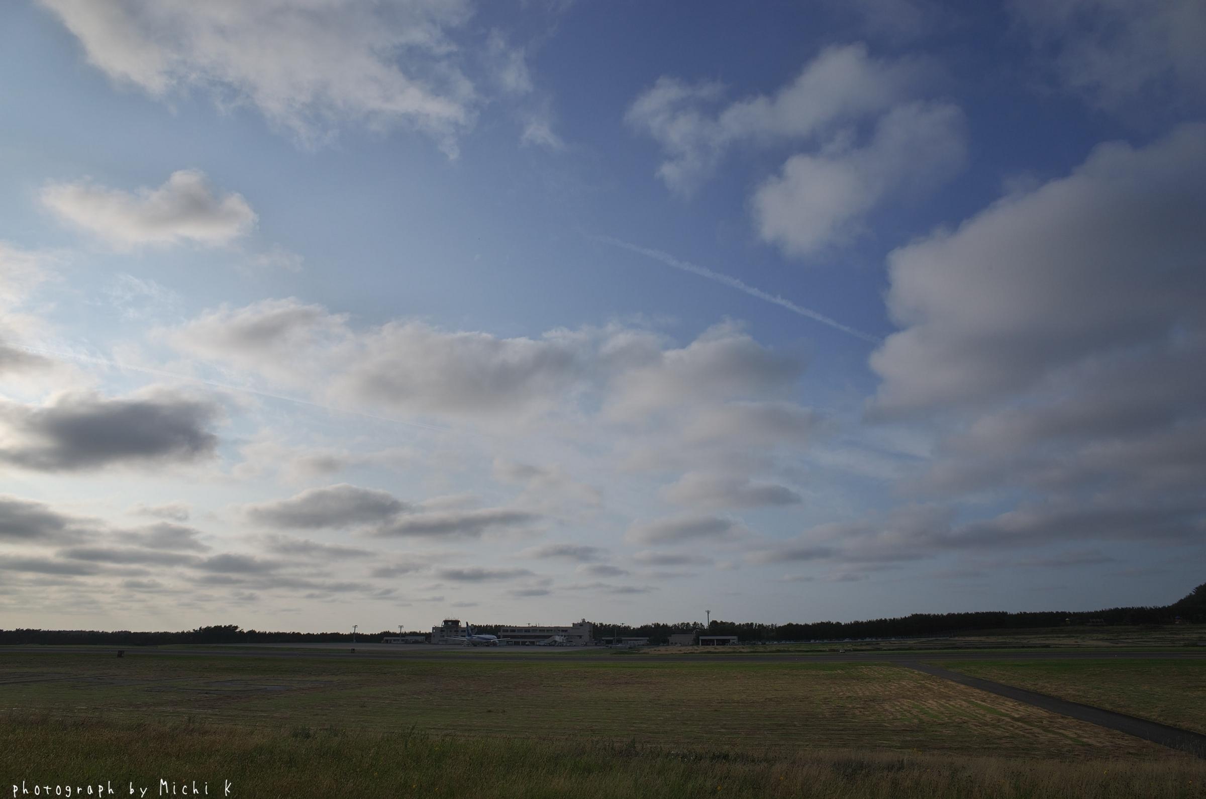 庄内空港緩衝緑地(写真その1)