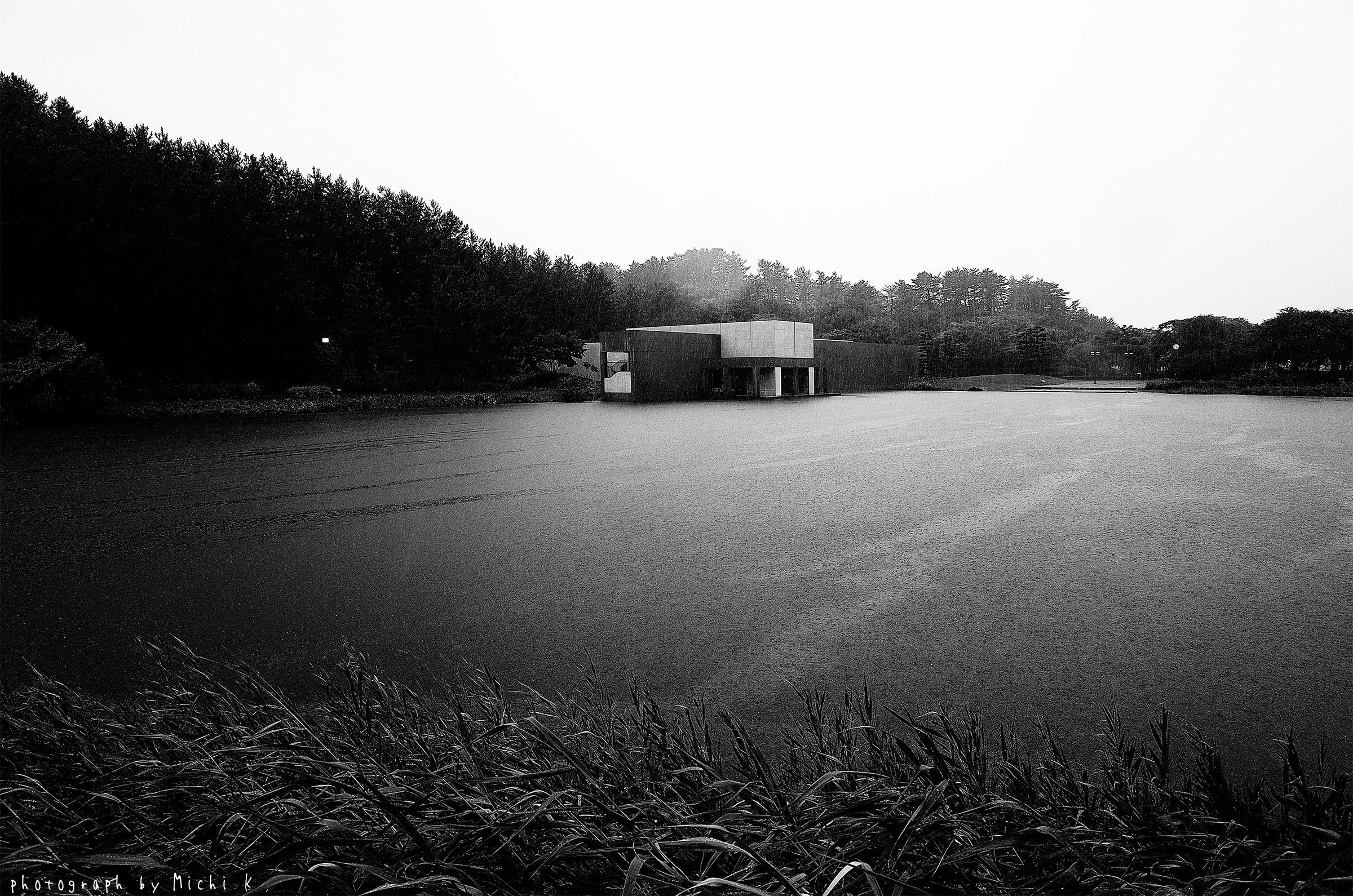 土門拳記念館2018-8-31(写真その2)