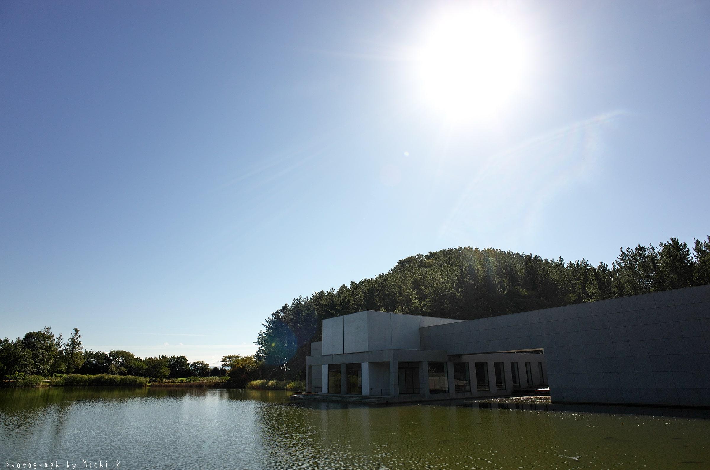 土門拳記念館2018-9-26(写真その1)