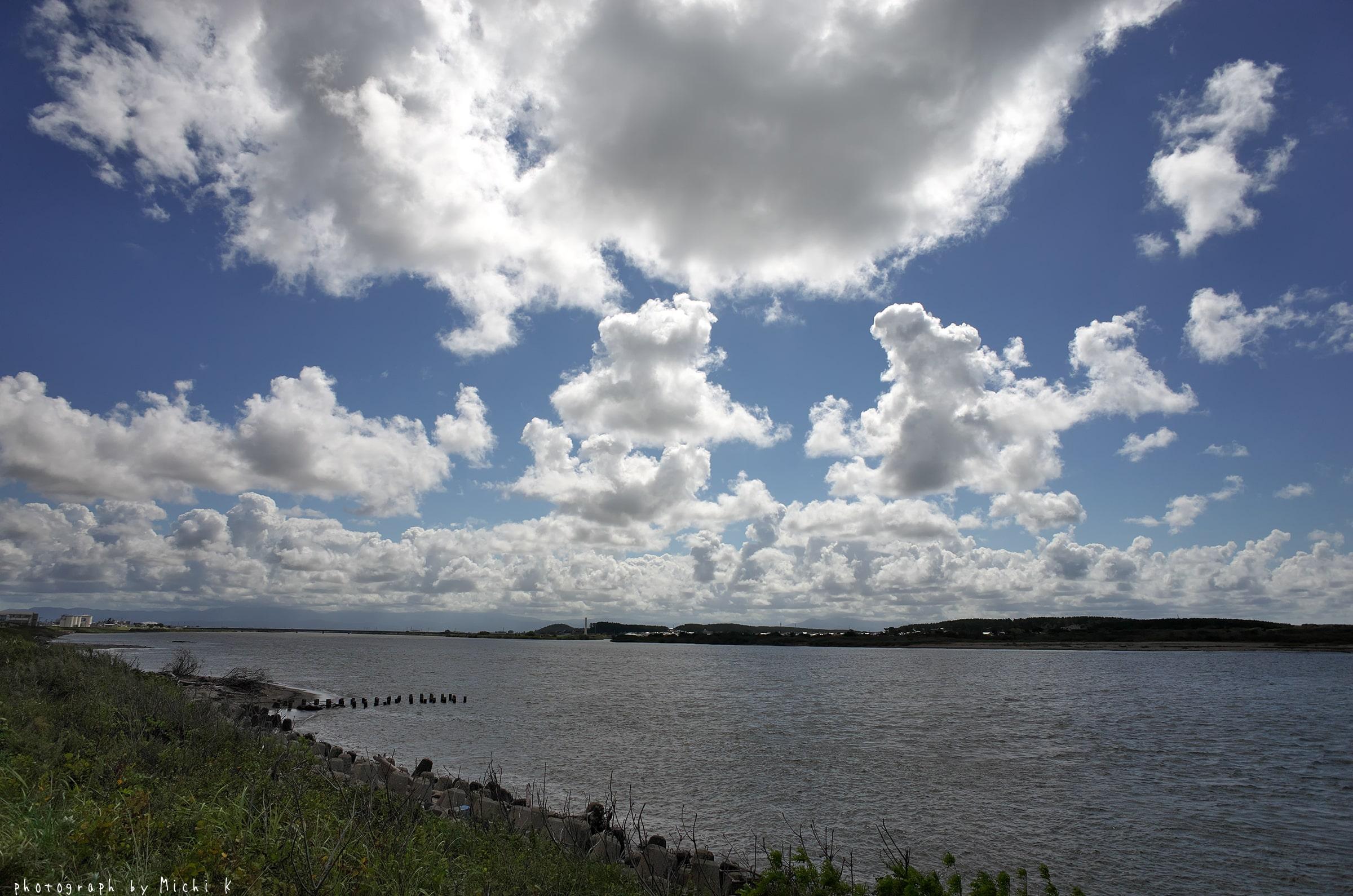 最上川河口(写真その4)