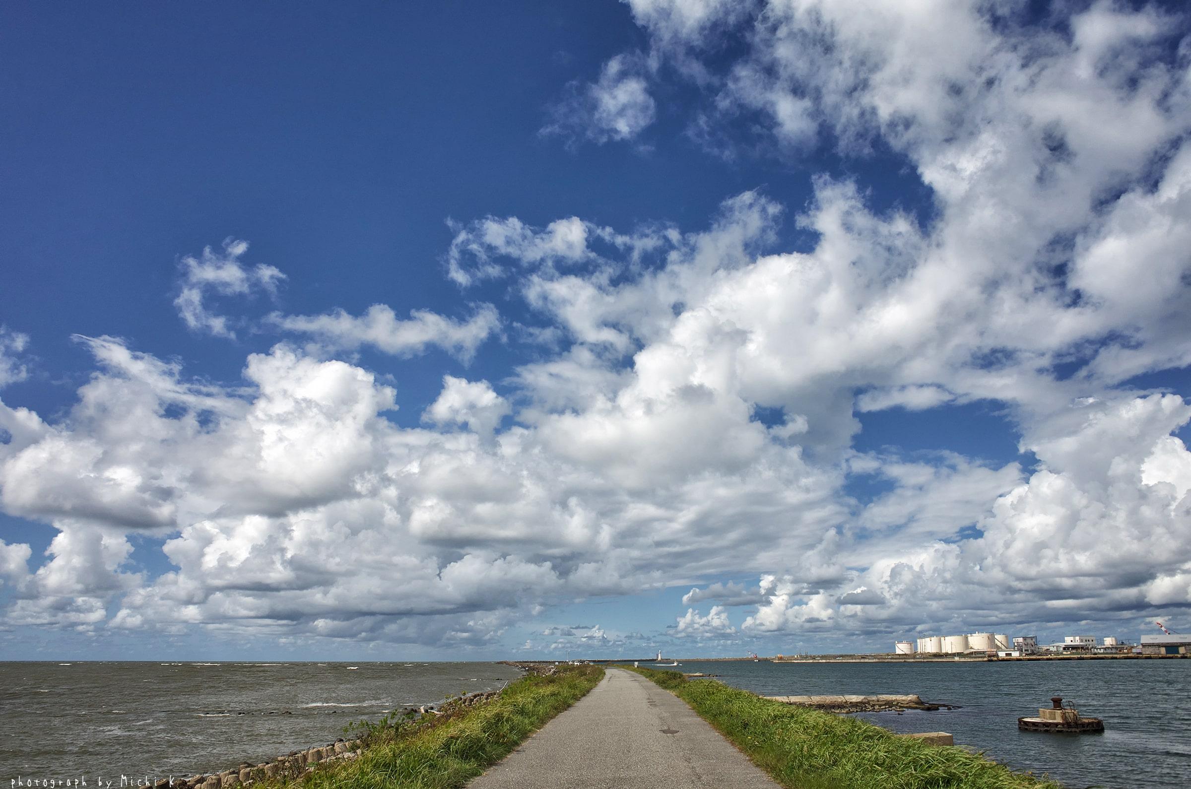 最上川河口(写真その5)