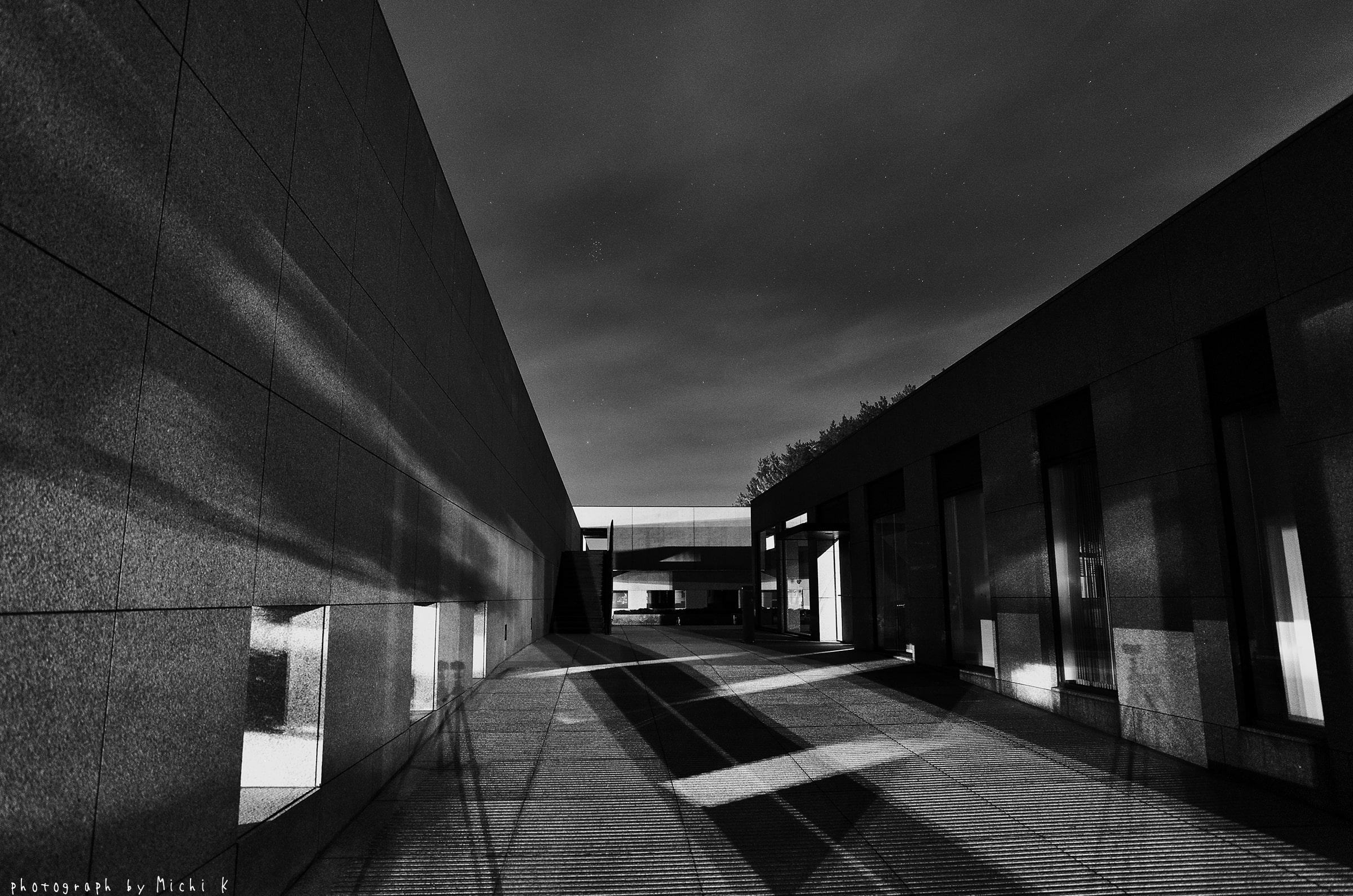 土門拳記念館にて2018-11-18夜(写真その3)