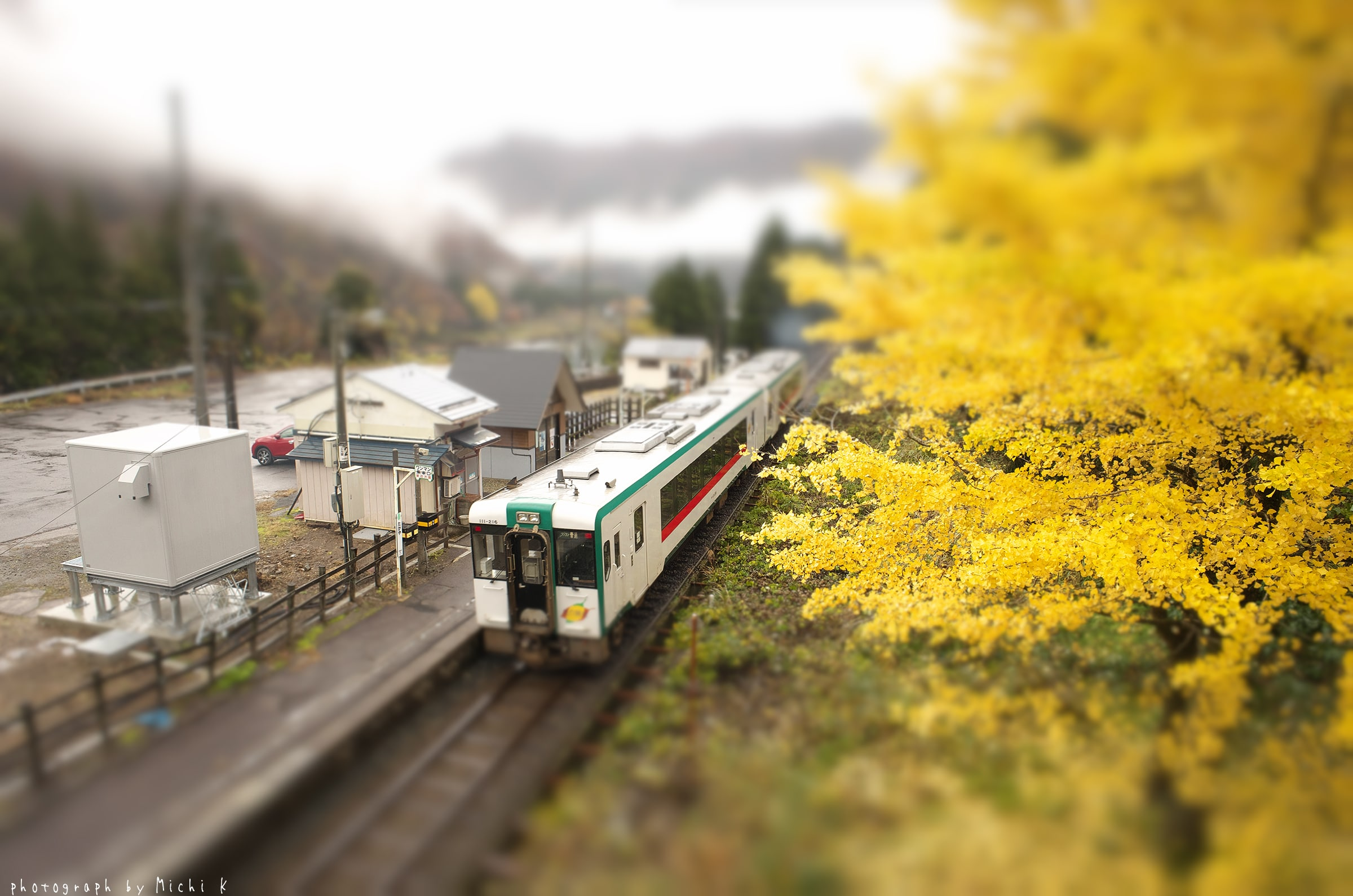 高屋駅にて(写真その4)