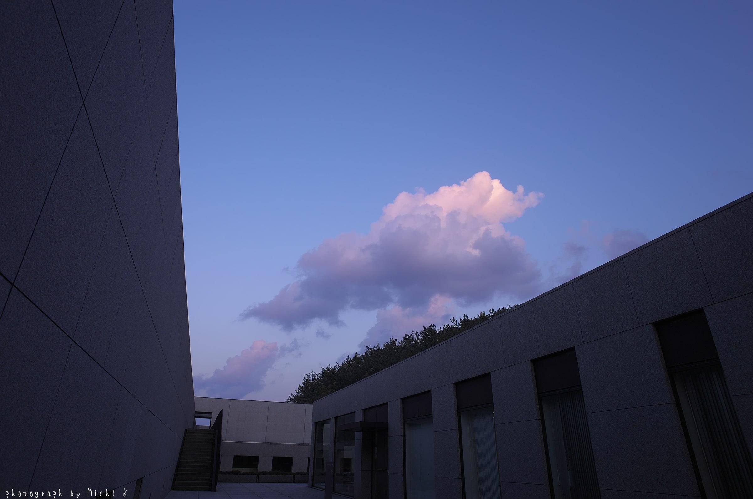 土門拳記念館にて2019-3-2夕方(写真その8)