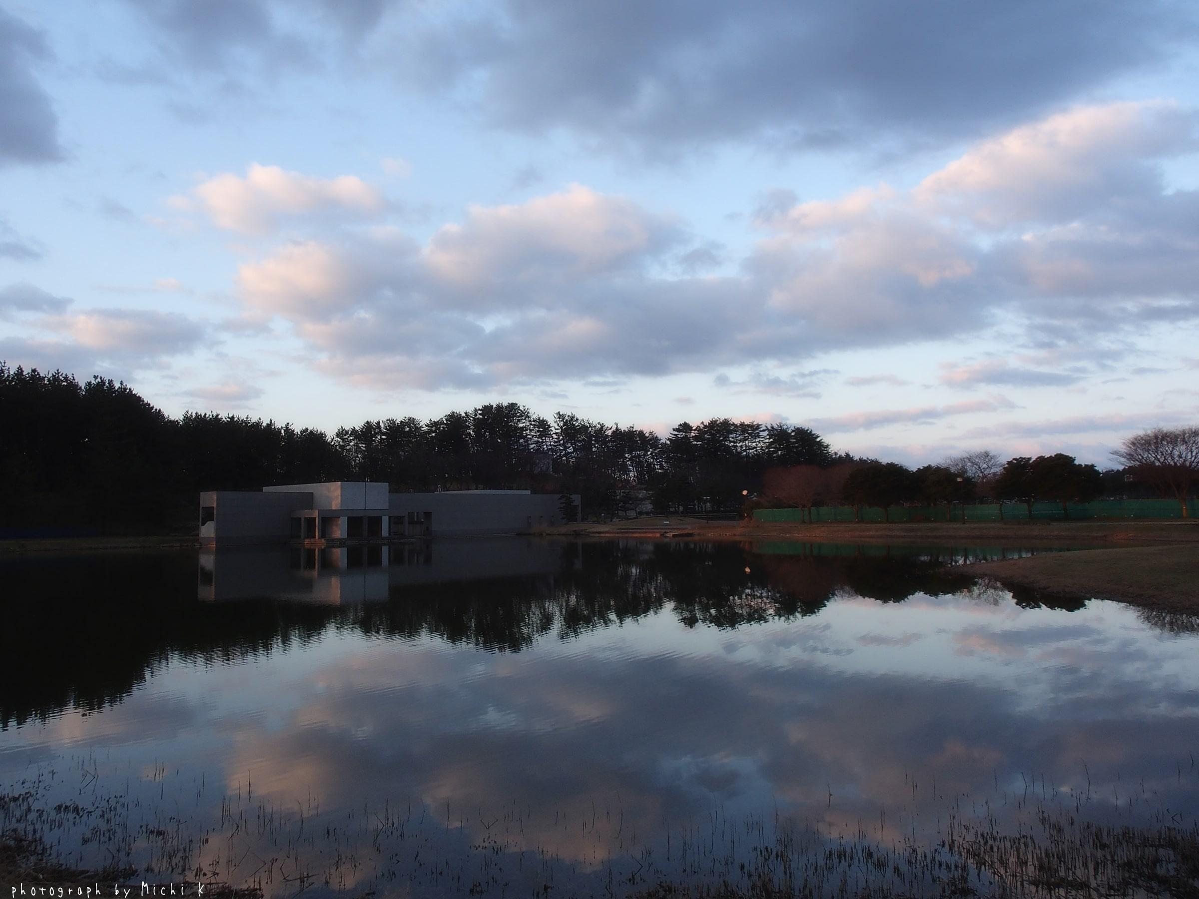 土門拳記念館にて2019-3-9朝(写真その5)