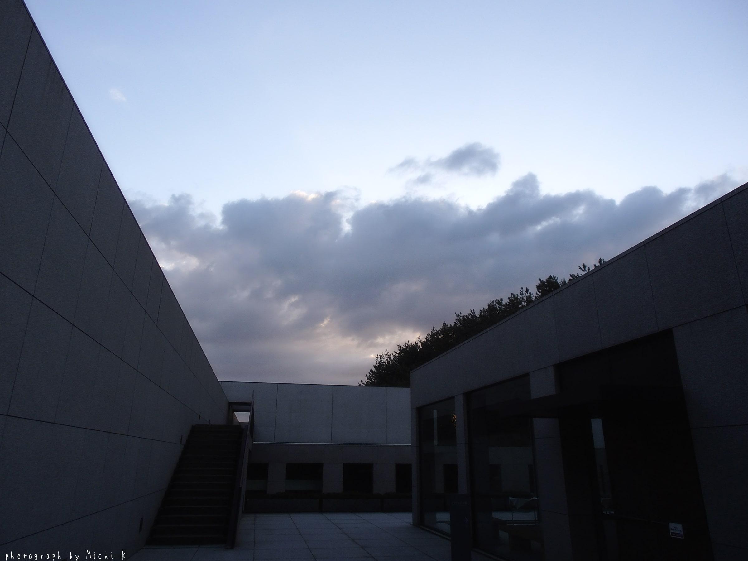土門拳記念館にて2019-3-9朝(写真その8)