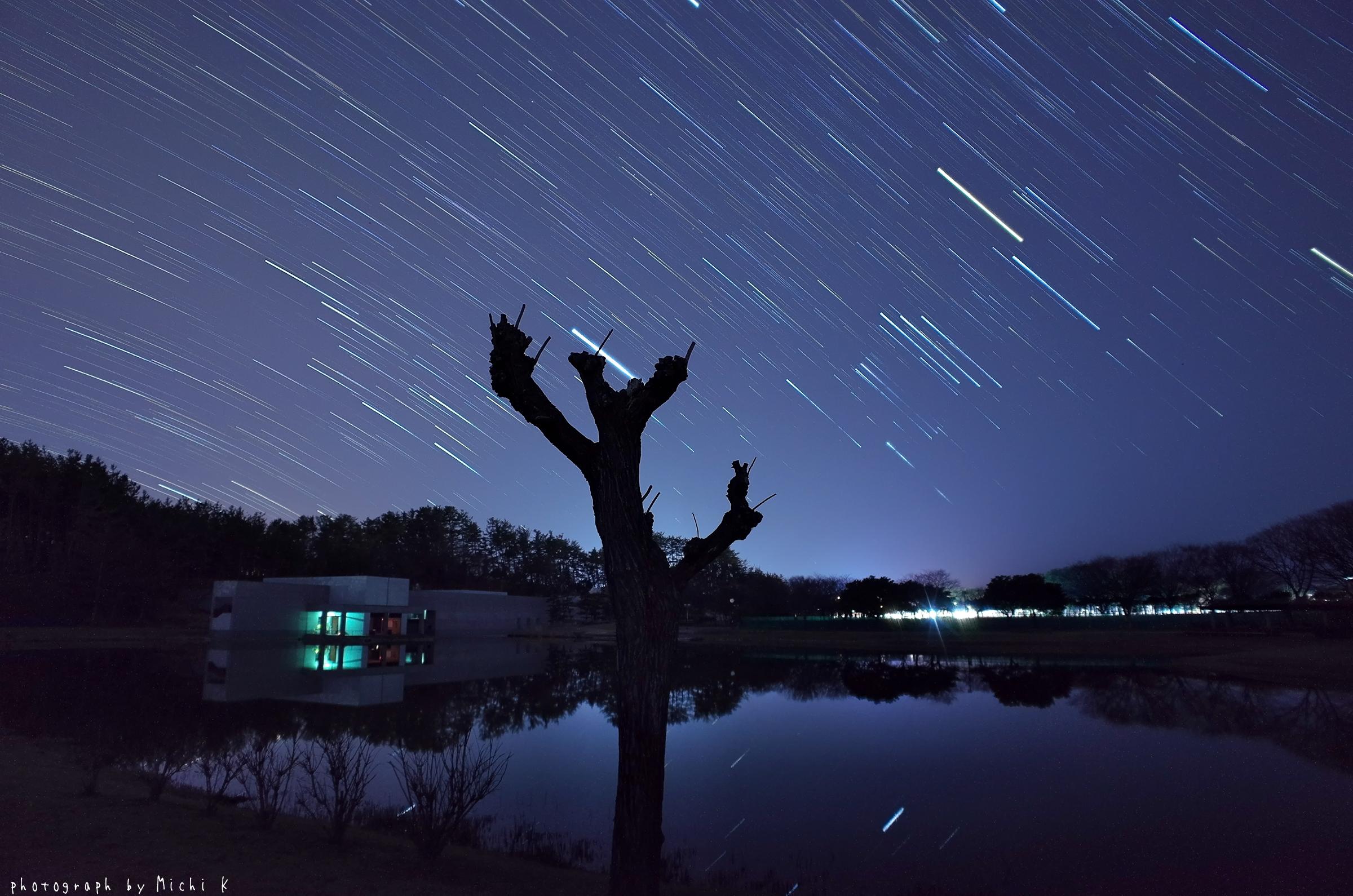 土門拳記念館2019-3-9夜(写真その3)