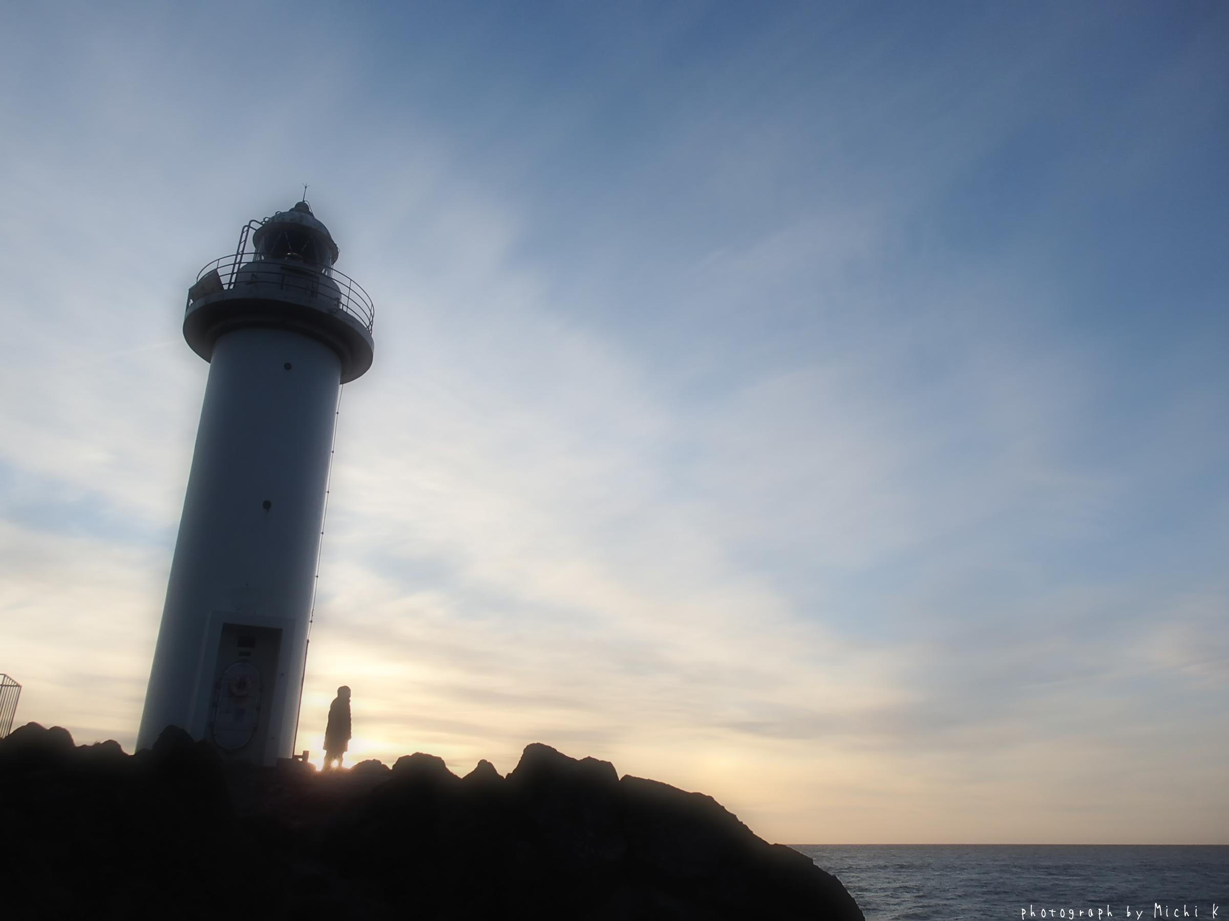 鶴岡市・鼠ヶ関灯台♯9(写真その1)