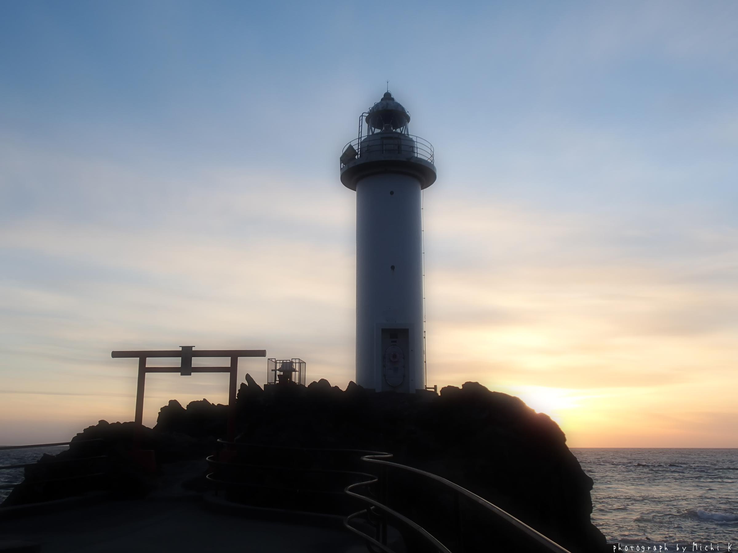鶴岡市・鼠ヶ関灯台♯9(写真その4)
