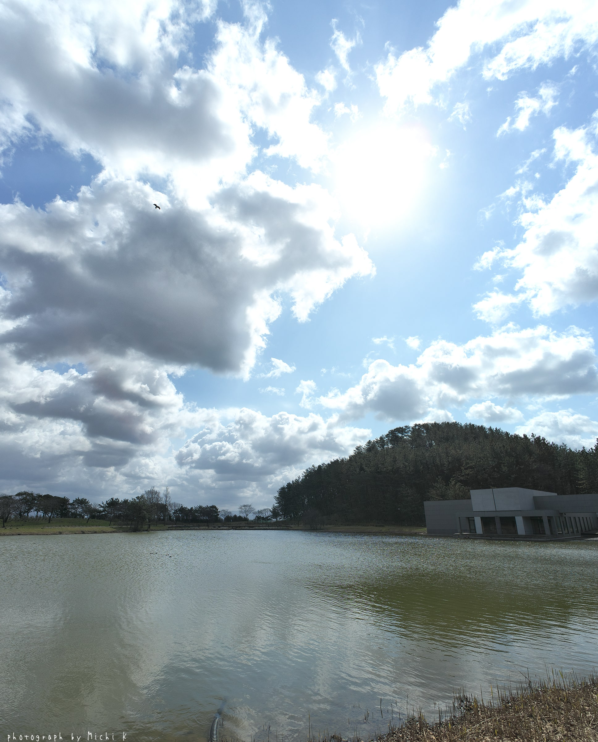 土門拳記念館にて2019-4-6(写真その1)