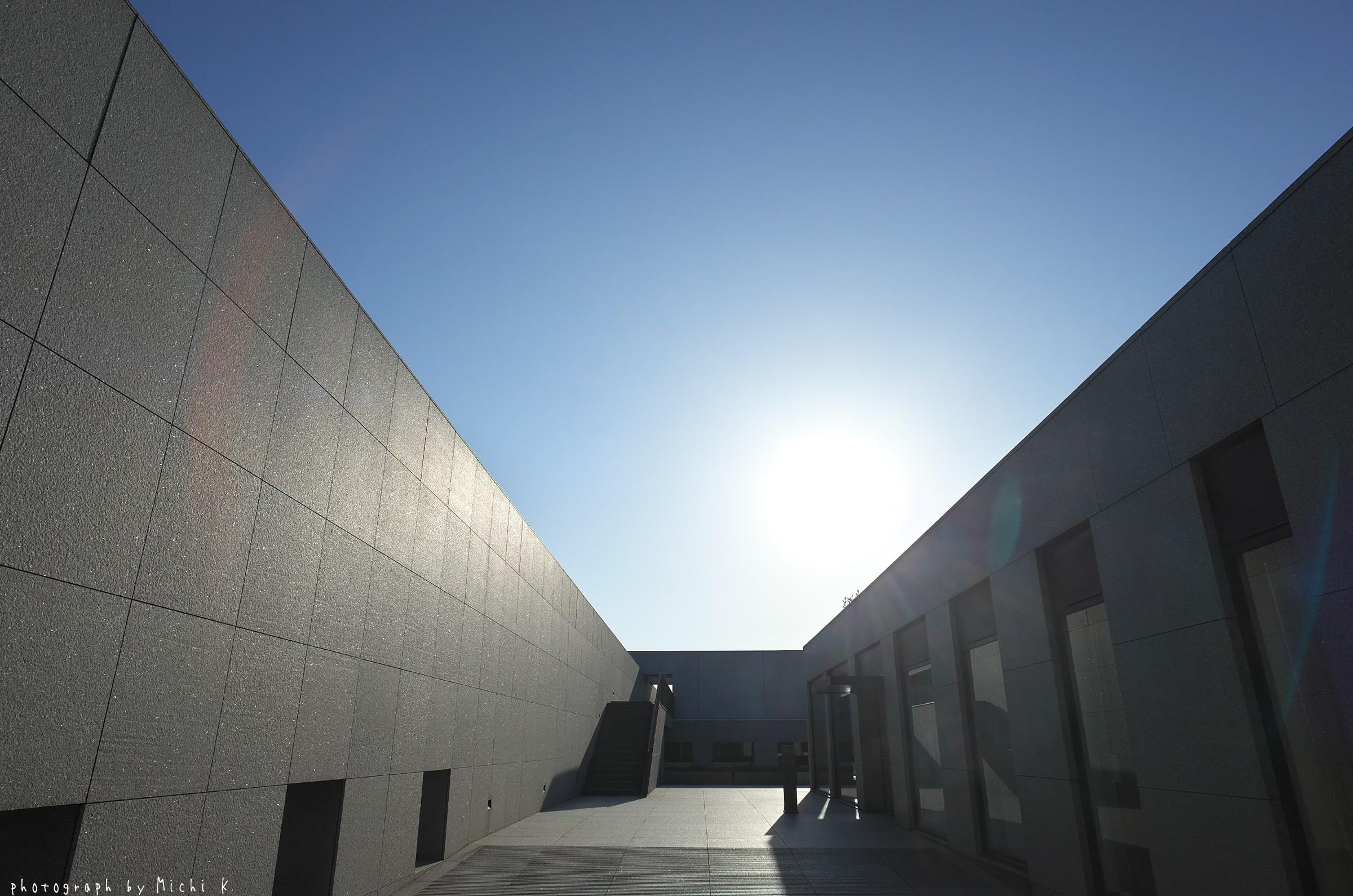 土門拳記念館2019-4-20 朝(写真その4)