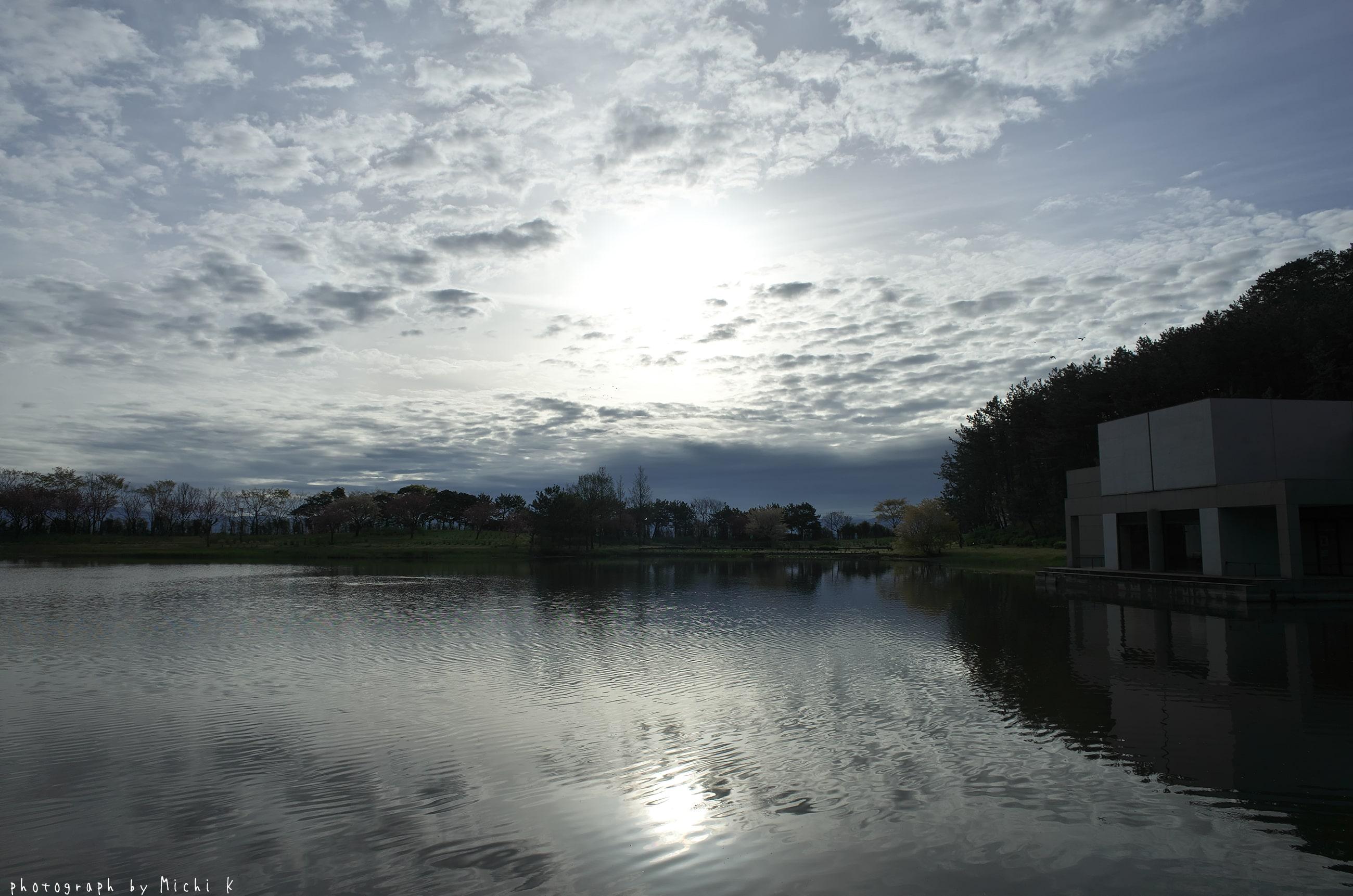 土門拳記念館にて2019-5-1朝(写真その2)