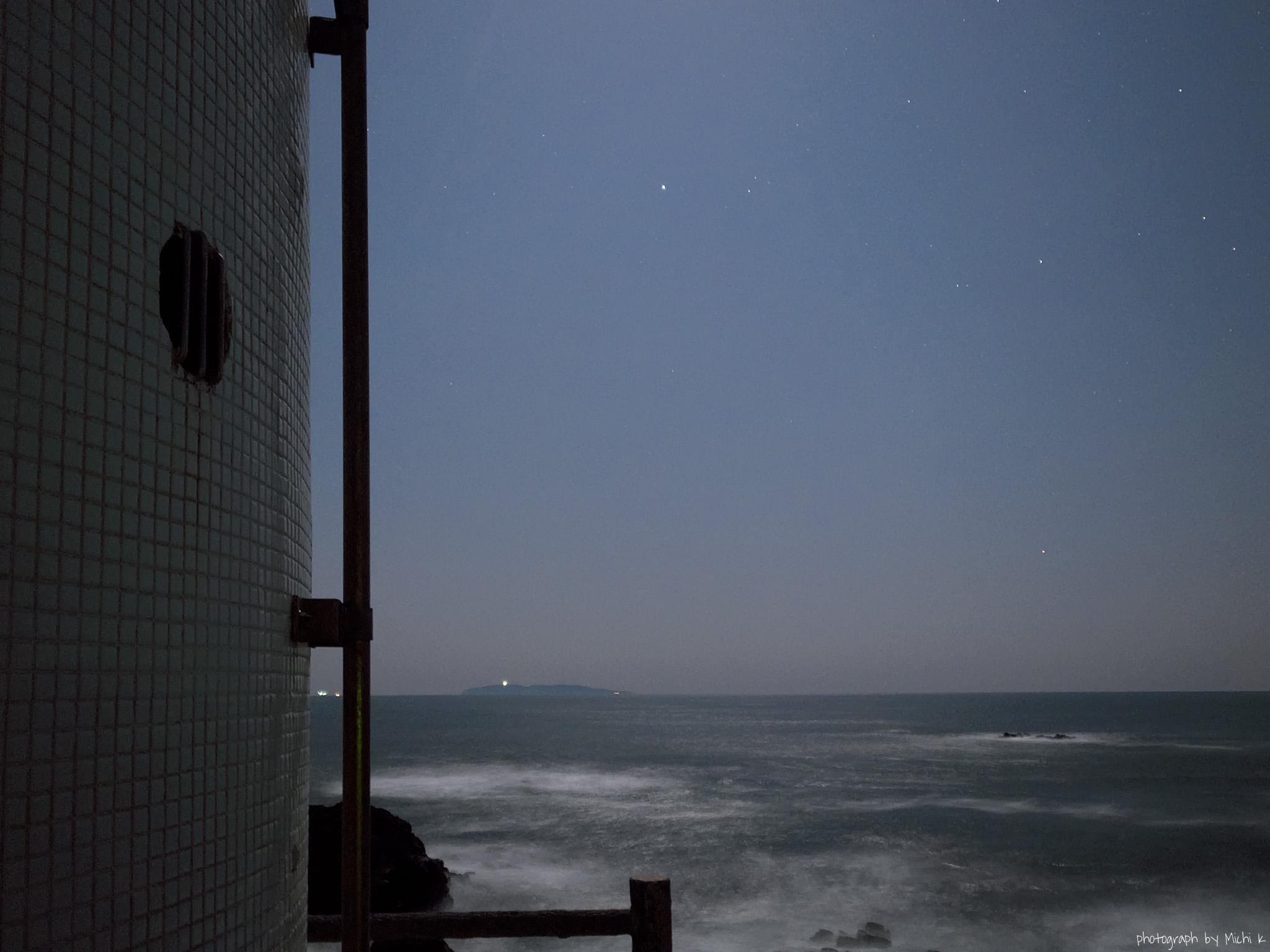 鼠ヶ関灯台の写真No.2