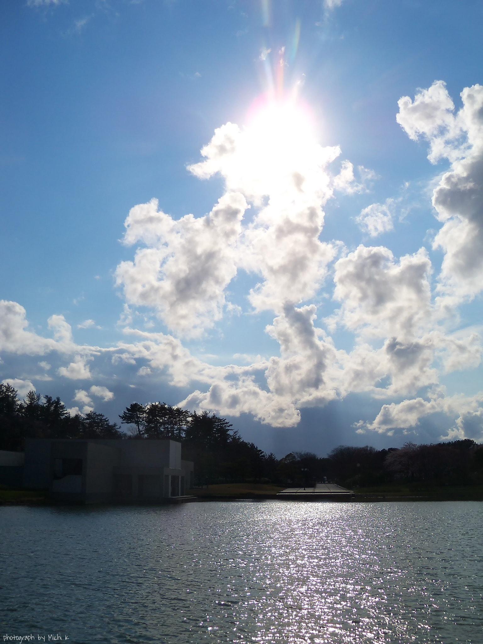 2020年4月9日撮影、土門拳記念館の写真(その4)