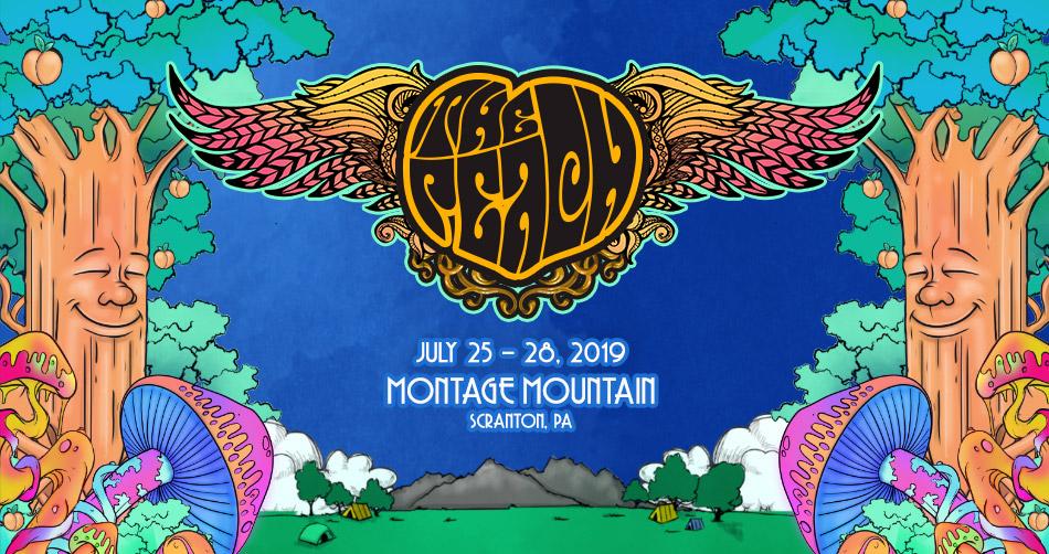 The Peach Music Festival 2019-7-25-28