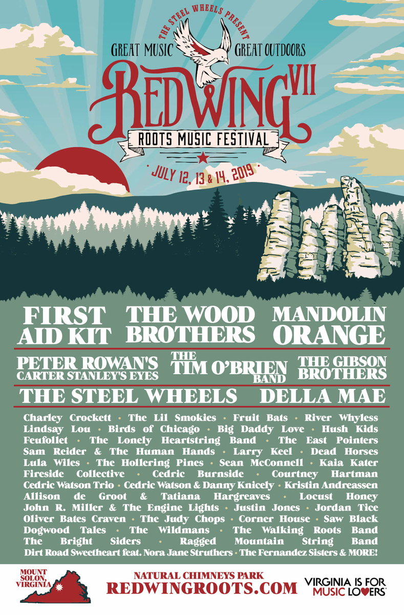 2019 Red Wing Roots Music Fest
