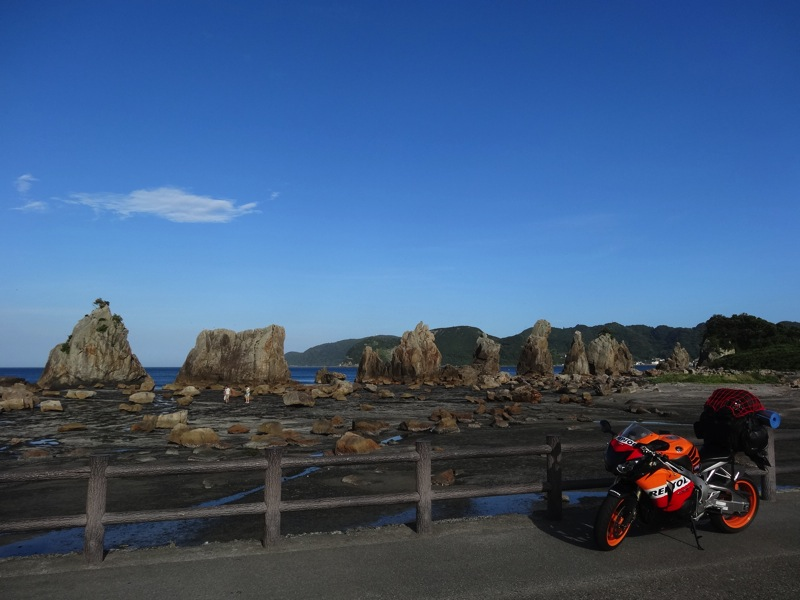 橋杭岩その2
