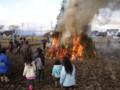 三九郎 子どもの火祭り