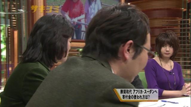 フジ テレビ 大島 由香里 アナウンサー