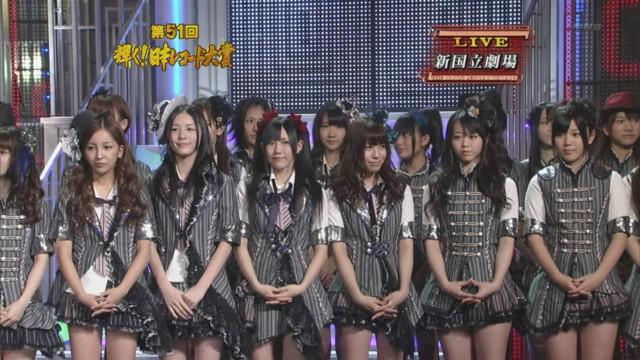 AKB48@第51回 輝く!日本レコー...