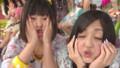 [アイドリング!!!][変顔]朝日奈央と菊地亜美(アイドリング!!!)