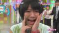 [アイドリング!!!]アイドリング!!!尾島知佳の青汁攻撃を受ける野元愛