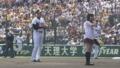 [NMB48]山本彩(NMB48)始球式@阪神甲子園球場