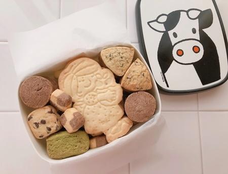 クッキー弁当