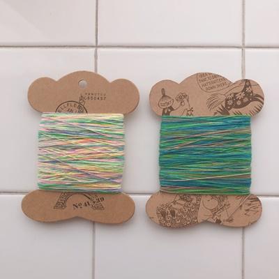 手作り糸巻