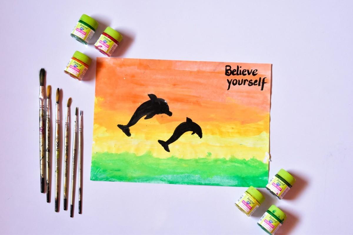 自分を信じる