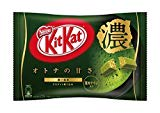 ネスレ日本 キットカットミニ オトナの甘さ 濃い抹茶 12枚×12袋