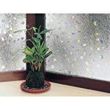 GLC-9207 窓飾りシート(レンズタイプ) 92cm丈×90cm巻 クリアー