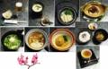 大山豆腐料理