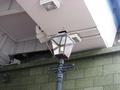 京橋のガス燈