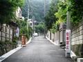 巨福呂坂旧道