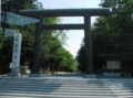 北海道神社鳥居