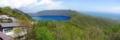 クマ山展望台からパノラマ