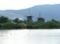 大池から薬師寺の塔