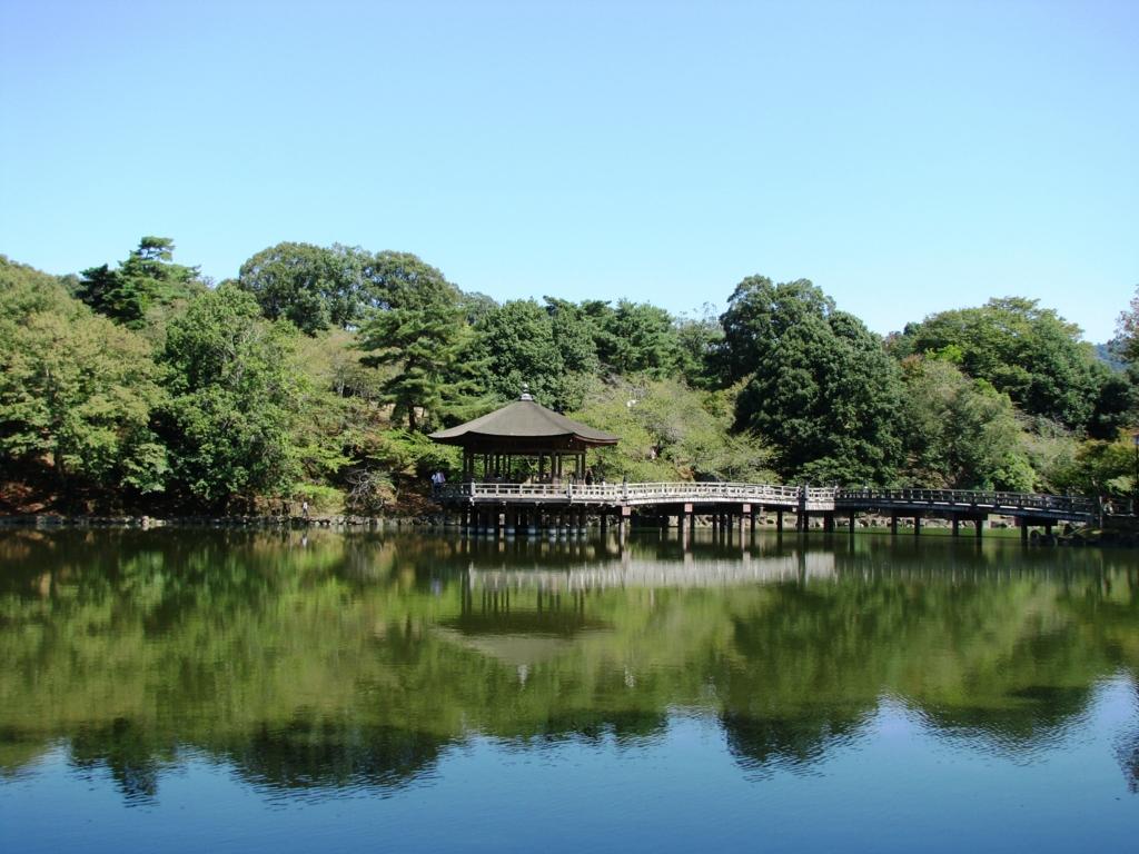 鷺池浮見堂