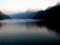 フィアヴァルトシュテッター湖 (ルツェルン湖)夕景